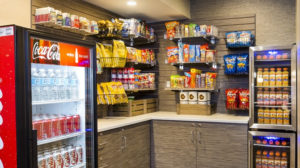 Hotel Pantry Installation